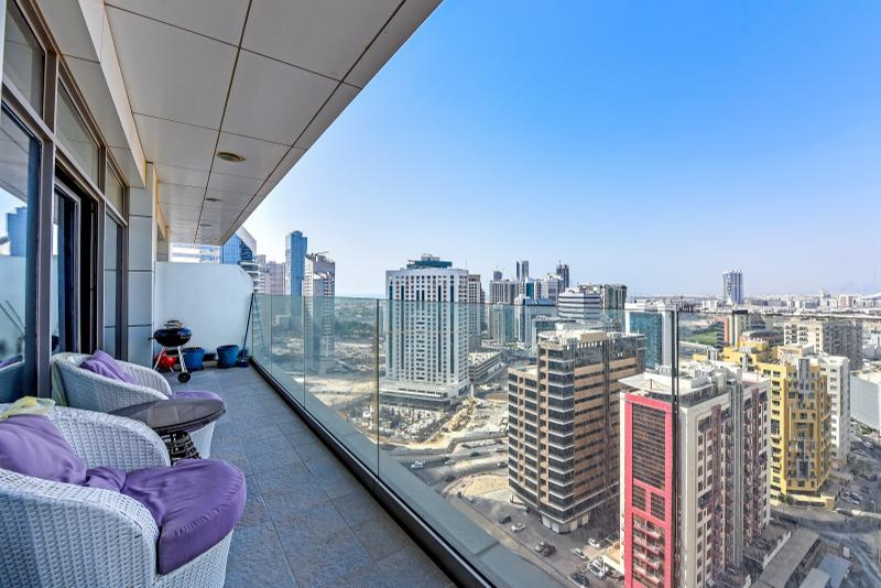 2 Bedroom Apartment For Rent in  Tecom Two Towers,  Barsha Heights (Tecom) | 7