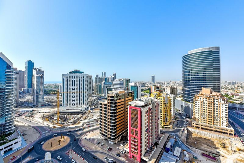 2 Bedroom Apartment For Rent in  Tecom Two Towers,  Barsha Heights (Tecom) | 8
