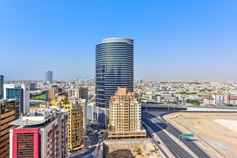 2 Bedroom Apartment For Rent in  Tecom Two Towers,  Barsha Heights (Tecom) | 3