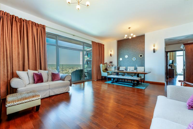2 Bedroom Apartment For Rent in  Tecom Two Towers,  Barsha Heights (Tecom) | 0