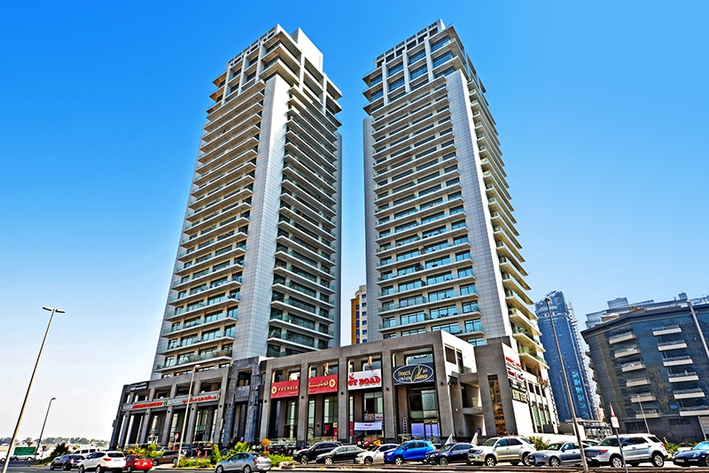 2 Bedroom Apartment For Rent in  Tecom Two Towers,  Barsha Heights (Tecom) | 12