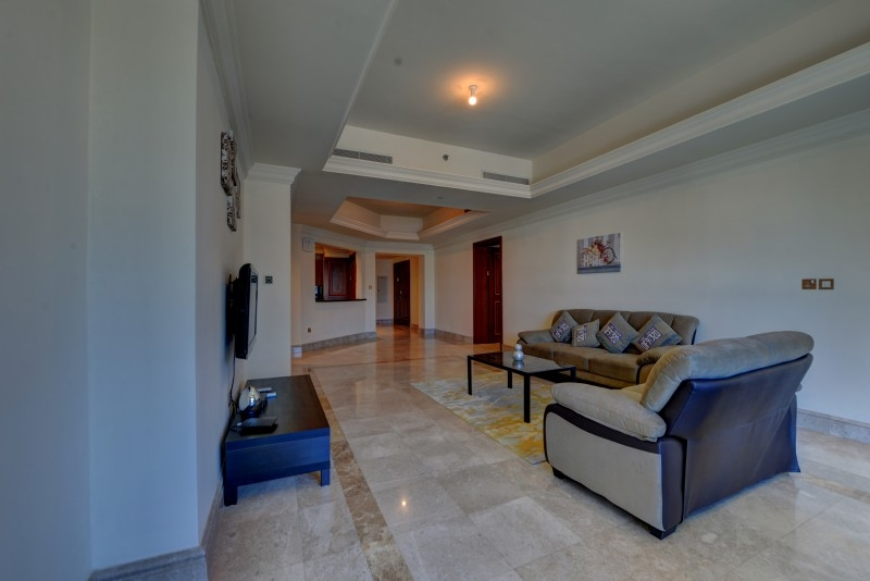 3 Bedroom Apartment For Rent in  The Fairmont Palm Residence North,  Palm Jumeirah   3