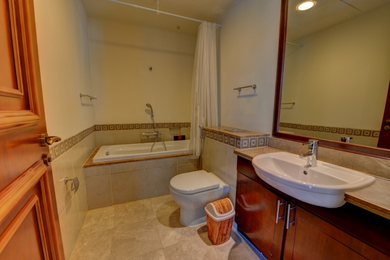 3 Bedroom Apartment For Rent in  The Fairmont Palm Residence North,  Palm Jumeirah   12
