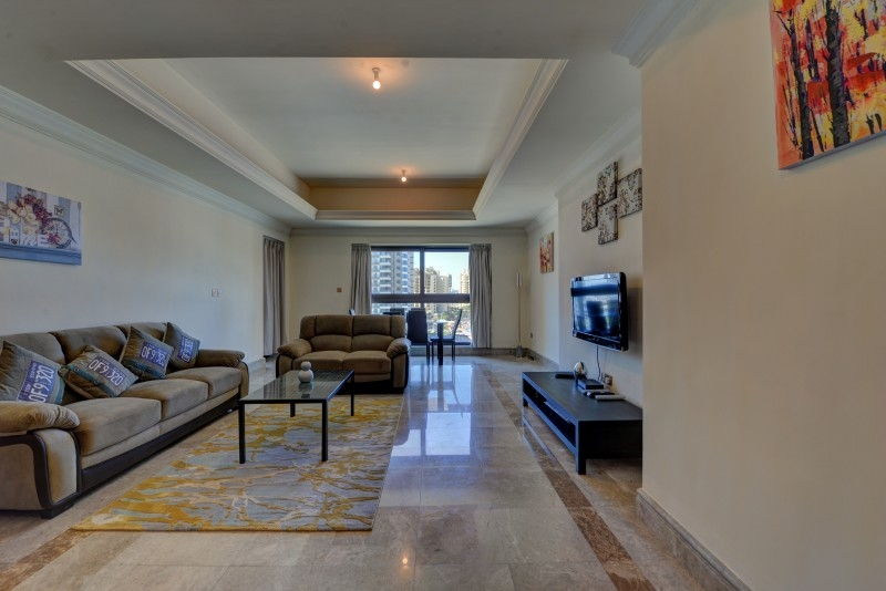 3 Bedroom Apartment For Rent in  The Fairmont Palm Residence North,  Palm Jumeirah   0