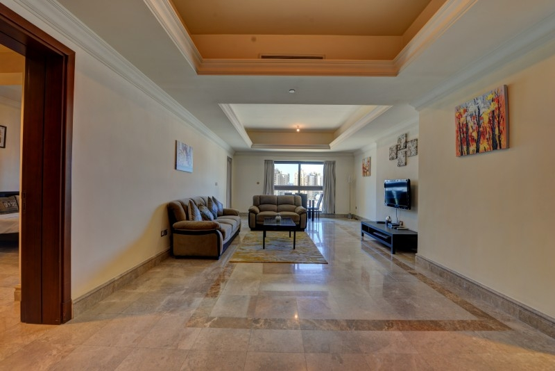 3 Bedroom Apartment For Rent in  The Fairmont Palm Residence North,  Palm Jumeirah   8