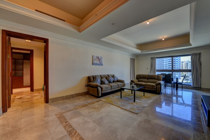 3 Bedroom Apartment For Rent in  The Fairmont Palm Residence North,  Palm Jumeirah   4