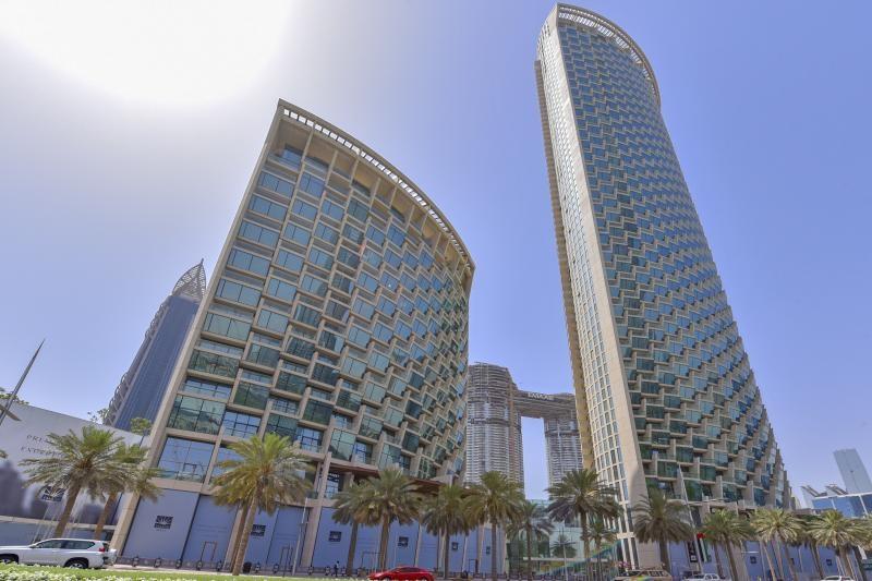 2 Bedroom Apartment For Rent in  Burj Vista 1,  Downtown Dubai | 1