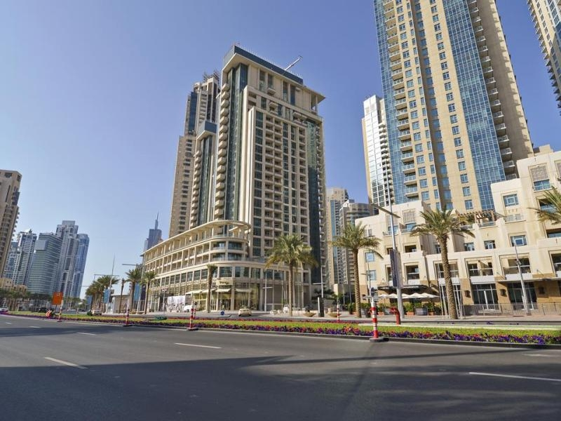 Studio Apartment For Rent in  Boulevard Central Podium,  Downtown Dubai   8