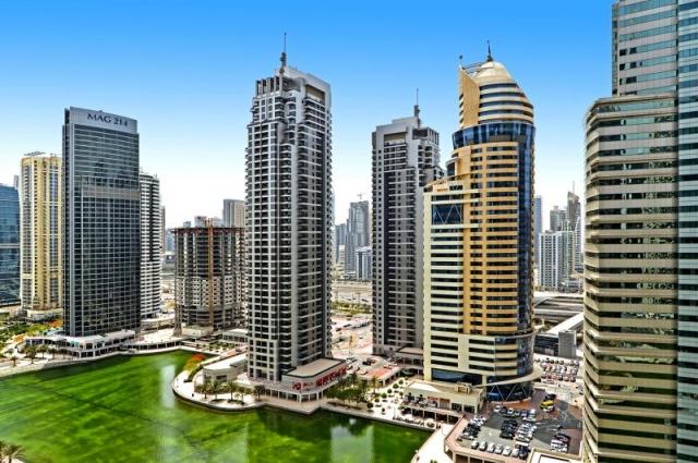 Green Lake Tower 2, Jumeirah Lake Towers