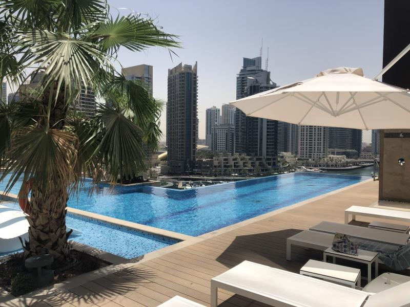 1 Bedroom Apartment For Rent in  Marina Gate 1,  Dubai Marina | 12