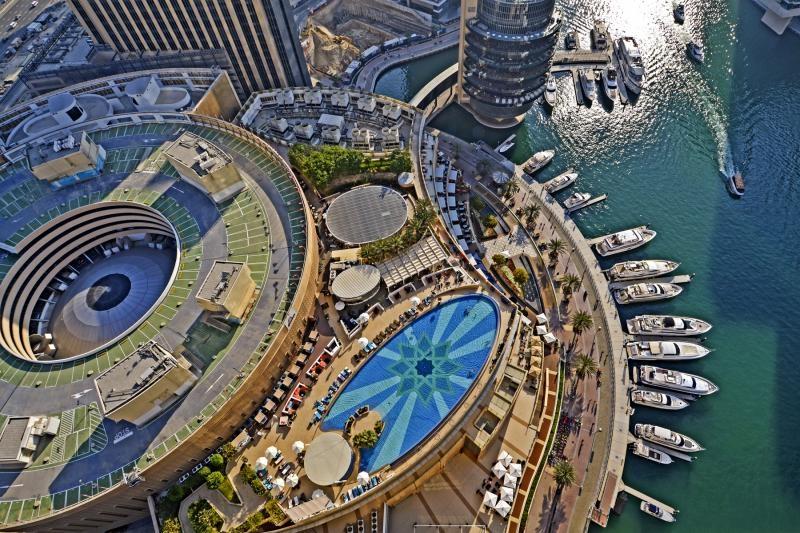Studio Apartment For Rent in  The Address Dubai Marina,  Dubai Marina | 8