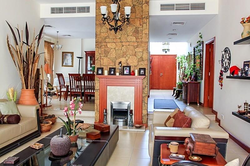 3 Bedroom Villa For Rent in  Savannah 1,  Arabian Ranches | 3
