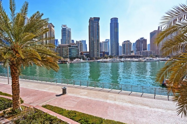 Al Sahab 1, Dubai Marina
