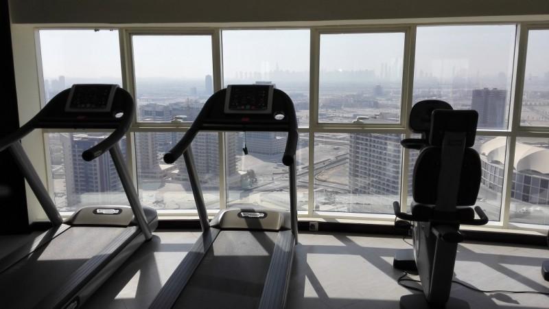 Studio Apartment For Rent in  The Bridge,  Dubai Sports City   5