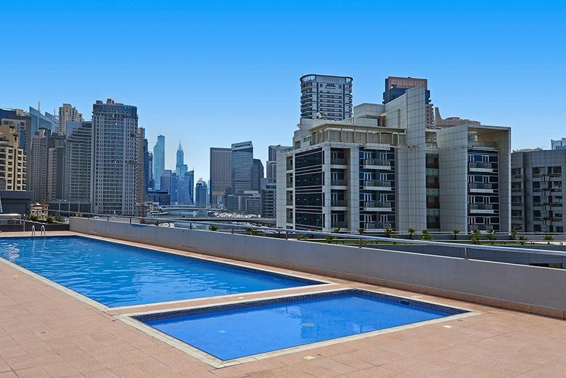 1 Bedroom Apartment For Rent in  Dec Tower 2,  Dubai Marina | 17