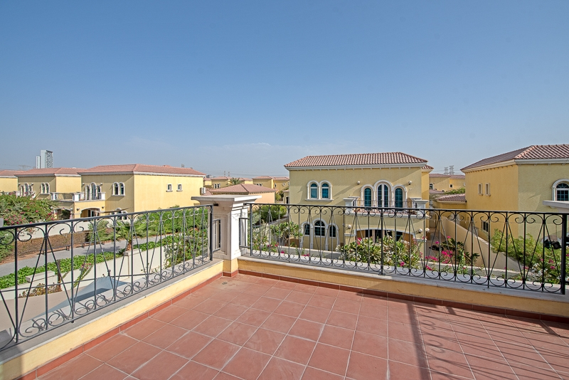 3 Bedroom Villa For Rent in  Legacy Large,  Jumeirah Park | 12