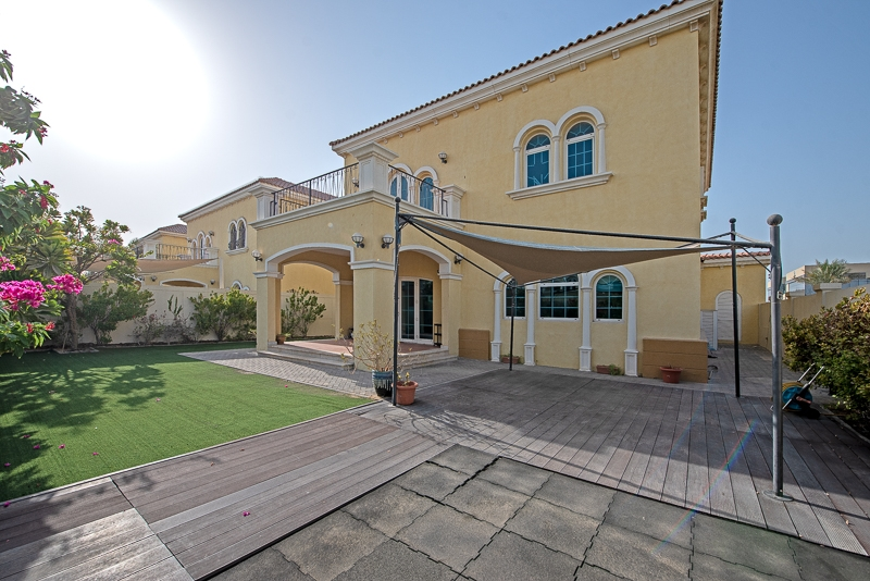 3 Bedroom Villa For Rent in  Legacy Large,  Jumeirah Park | 0