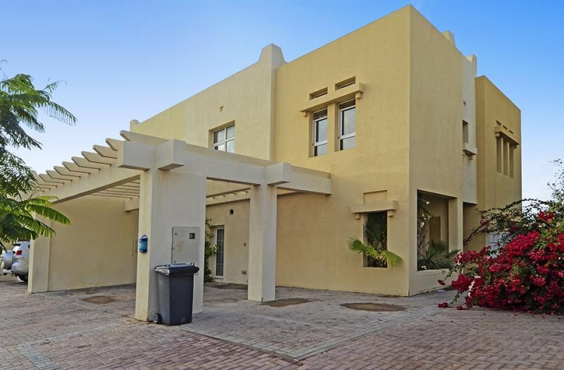 3 Bedroom Villa For Rent in  Zulal 1,  The Lakes | 2
