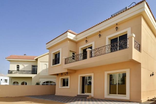Hacienda, The Villa