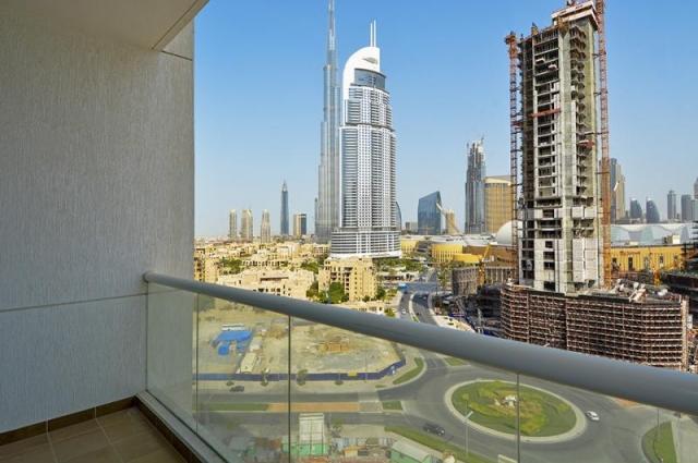 Burj Al Nujoom, Downtown Dubai