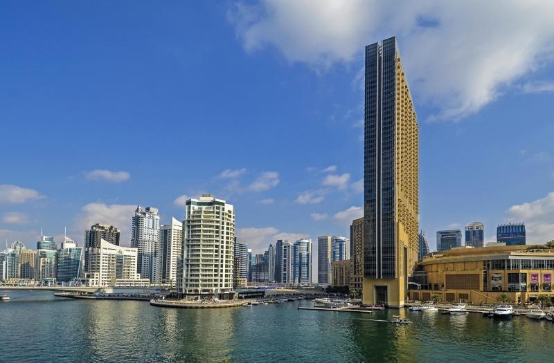 2 Bedroom Apartment For Rent in  The Address Dubai Marina,  Dubai Marina | 16