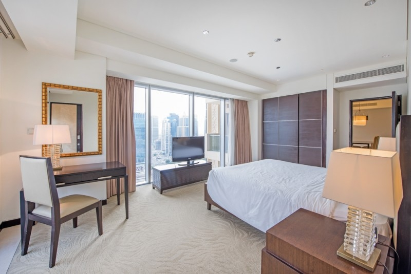 2 Bedroom Apartment For Rent in  The Address Dubai Marina,  Dubai Marina | 11