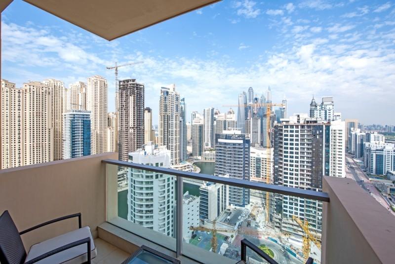 2 Bedroom Apartment For Rent in  The Address Dubai Marina,  Dubai Marina | 2