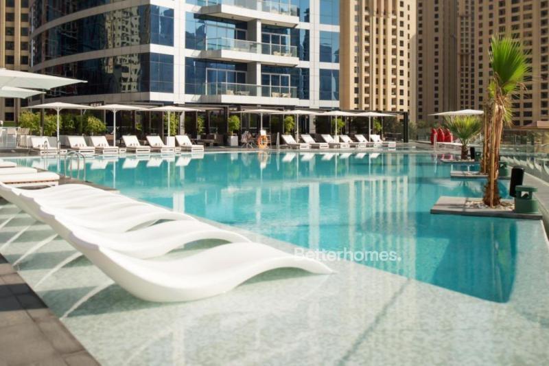 3 Bedroom Hotel Apartment For Rent in  Intercontinental Dubai Marina,  Dubai Marina | 13