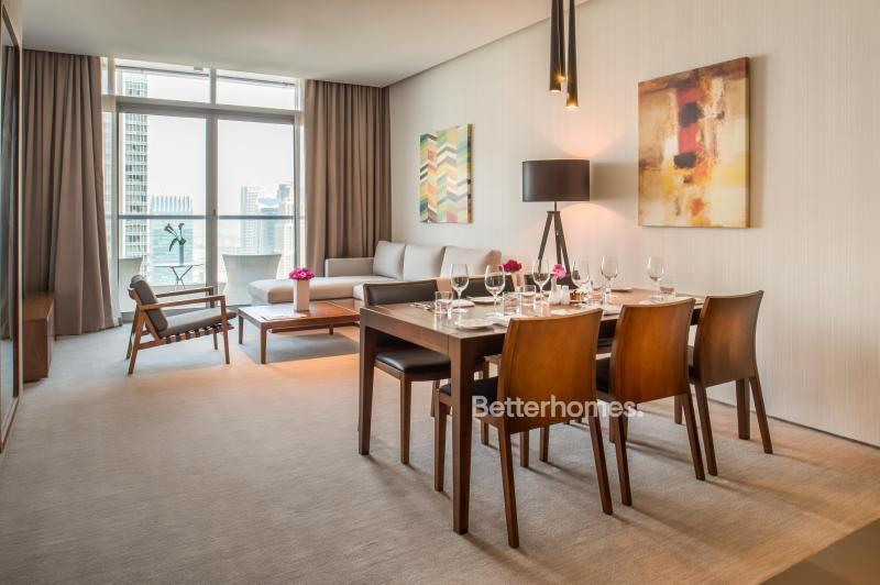 3 Bedroom Hotel Apartment For Rent in  Intercontinental Dubai Marina,  Dubai Marina | 6