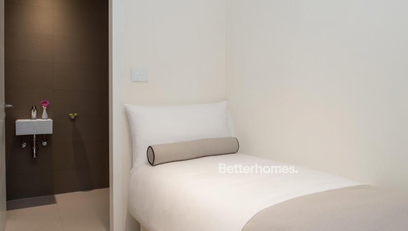 3 Bedroom Hotel Apartment For Rent in  Intercontinental Dubai Marina,  Dubai Marina | 4