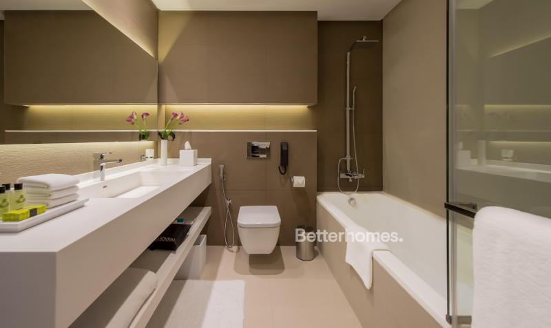 3 Bedroom Hotel Apartment For Rent in  Intercontinental Dubai Marina,  Dubai Marina | 7