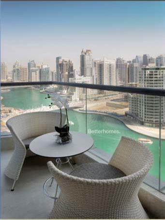 3 Bedroom Hotel Apartment For Rent in  Intercontinental Dubai Marina,  Dubai Marina | 14