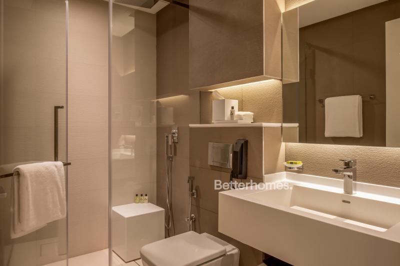 1 Bedroom Hotel Apartment For Rent in  Intercontinental Dubai Marina,  Dubai Marina | 5