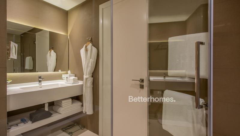 1 Bedroom Hotel Apartment For Rent in  Intercontinental Dubai Marina,  Dubai Marina | 4