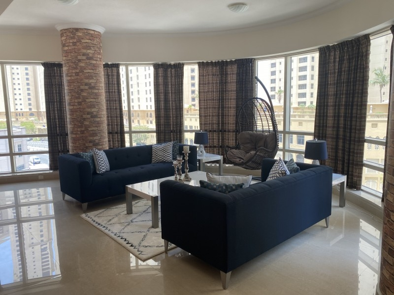 2 Bedroom Apartment For Rent in  Al Sahab 1,  Dubai Marina   0