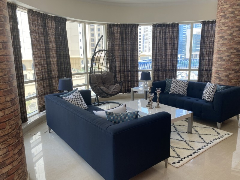 2 Bedroom Apartment For Rent in  Al Sahab 1,  Dubai Marina   1