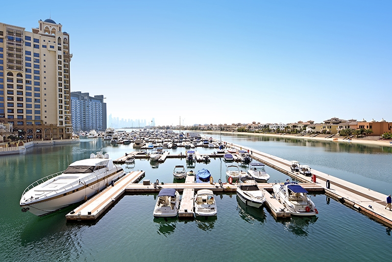 Studio Apartment For Rent in  Palm Views West,  Palm Jumeirah | 6