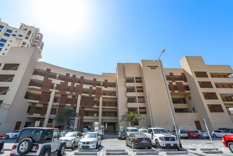 Studio Apartment For Rent in  Palm Views West,  Palm Jumeirah | 8