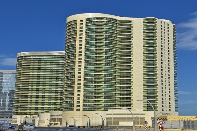 Beach Towers, Al Reem Island