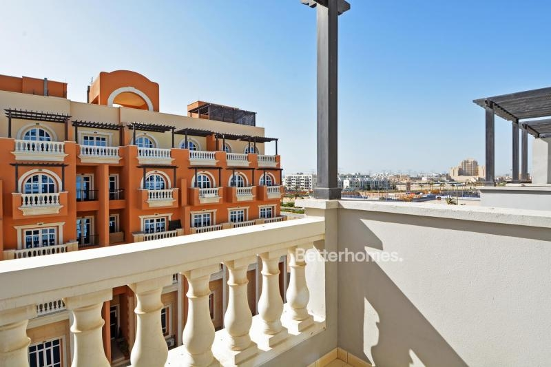 1 Bedroom Apartment For Rent in  Autumn Cluster 1,  Jumeirah Village Circle | 5