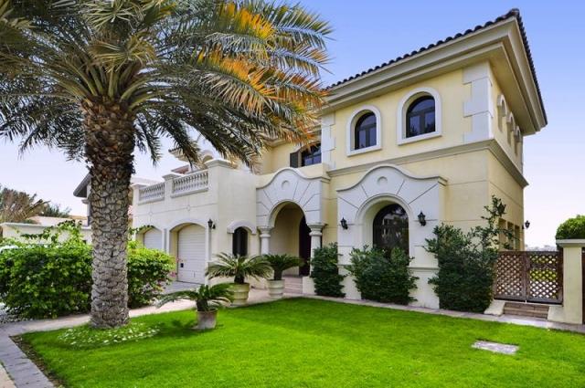 Garden Homes Frond C, Palm Jumeirah