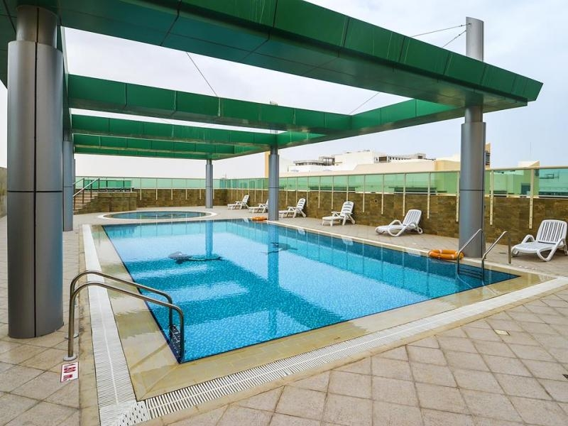 1 Bedroom Apartment For Rent in  Elite Sports Residence 8,  Dubai Sports City   8
