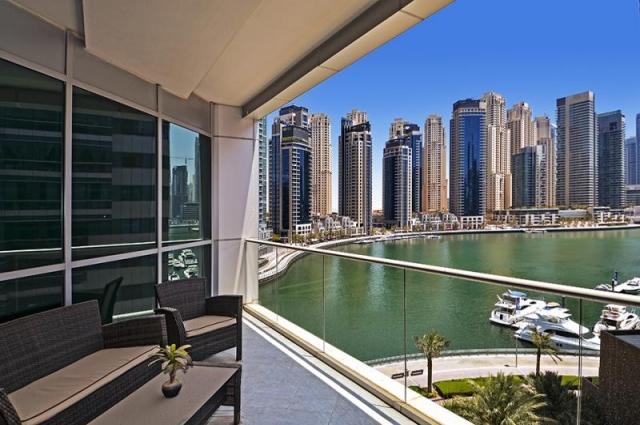 The Waves Tower B, Dubai Marina