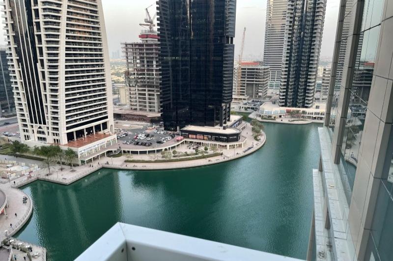 Al Sheraa Tower, Jumeirah Lake Towers