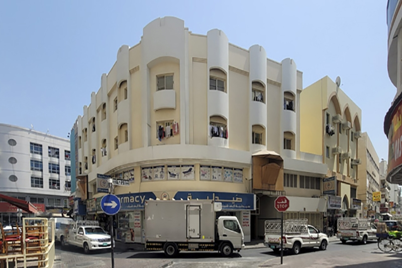 2 Bedroom Apartment For Rent in  Naif,  Deira   9