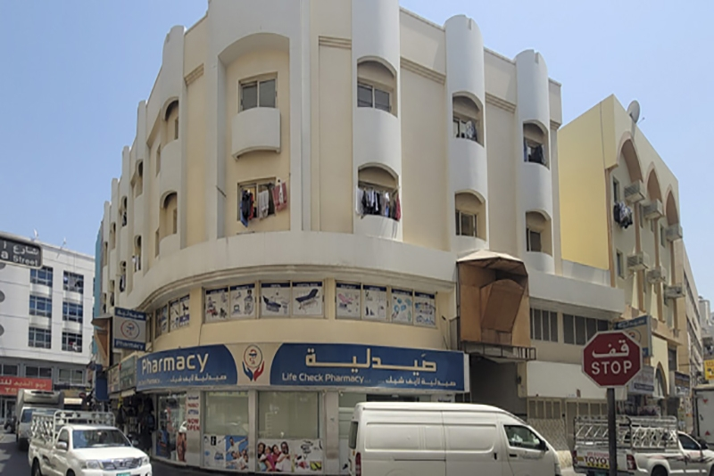 2 Bedroom Apartment For Rent in  Naif,  Deira   10