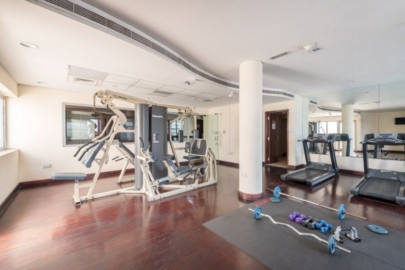 3 Bedroom Apartment For Rent in  Port Saeed,  Deira   11
