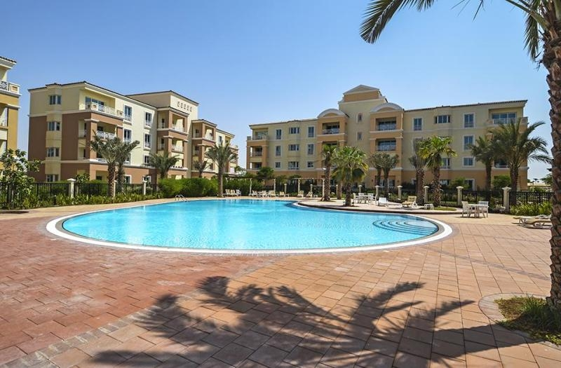 1 Bedroom Apartment For Rent in  Southwest Apartments,  Green Community | 11