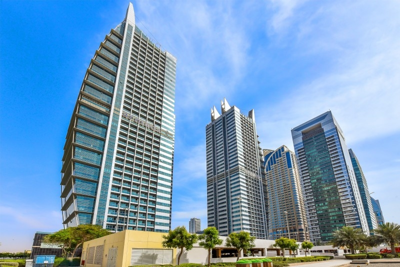 1 Bedroom Apartment For Rent in  Armada Tower 3,  Jumeirah Lake Towers | 15