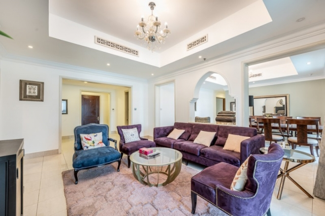 Al Bahar Residences, Old Town